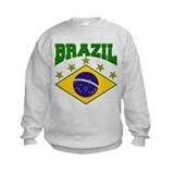 Brazil Soccer Flag 2010 Jumpers