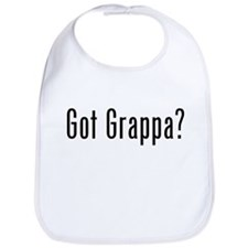 Got Grappa? Bib