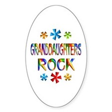 Granddaughter Stickers