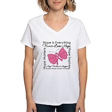 HopeisEverythingBreastCancer Shirt