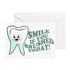 Dentist Dental Hygienist Greeting Cards (Pk of 10)