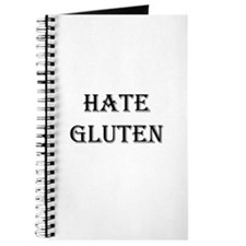 HATE GLUTEN Journal