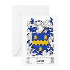 Lear Greeting Card