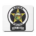 Adena Police Mousepad