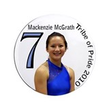 "Mackenzie McGrath 3.5"" Button"