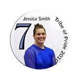 "Jessica Smith 3.5"" Button"