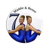 Maddie and Renee 3.5&amp;quot; Button