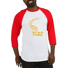 Star Trek Gold Baseball Jersey