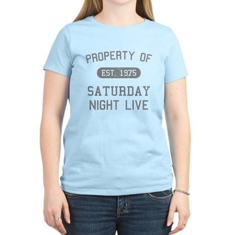 Property of SNL Womens Light T-Shirt