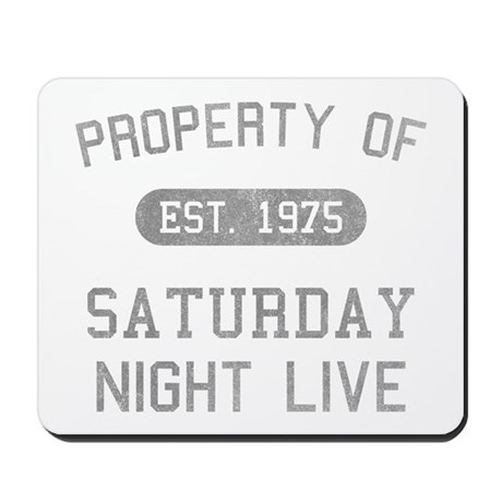 Property of SNL Mousepad
