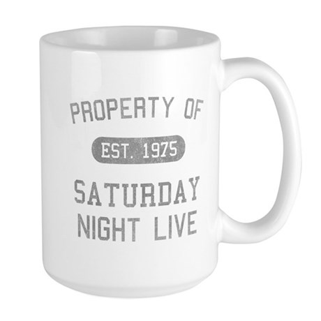 Property of SNL Large Mug