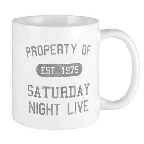 Property of SNL Mug