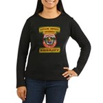 Navajo County Sheriff Women's Long Sleeve Dark T-S