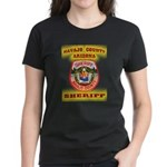 Navajo County Sheriff Women's Dark T-Shirt