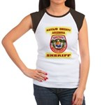 Navajo County Sheriff Women's Cap Sleeve T-Shirt