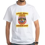 Navajo County Sheriff White T-Shirt