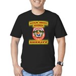 Navajo County Sheriff Men's Fitted T-Shirt (dark)