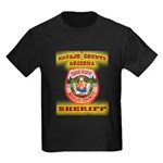 Navajo County Sheriff Kids Dark T-Shirt