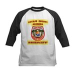 Navajo County Sheriff Kids Baseball Jersey