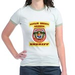 Navajo County Sheriff Jr. Ringer T-Shirt