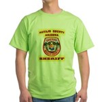 Navajo County Sheriff Green T-Shirt