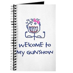 Welcome girl Journal