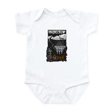 Skeleton Stories 2 Infant Bodysuit
