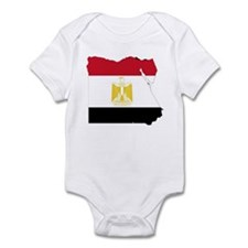 Egypt Map Infant Bodysuit
