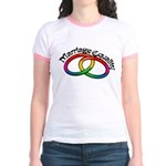 Marriage Equality Jr. Ringer T-Shirt