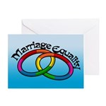 Marriage Equality Greeting Card