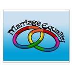 Marriage Equality Small Poster
