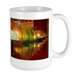 Singapore Temple Offering Lam Large Mug