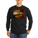 Singapore Temple Offering Lam Long Sleeve Dark T-S