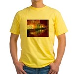 Singapore Temple Offering Lam Yellow T-Shirt