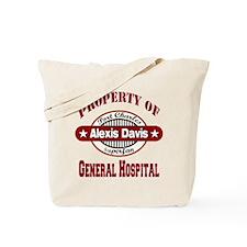 Property of Alexis Davis Tote Bag