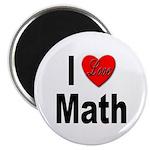 I Love Math Magnet