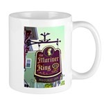 The Mariner King Inn sign Mug