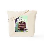 The Mariner King Inn sign Tote Bag