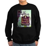 The Mariner King Inn sign Sweatshirt (dark)