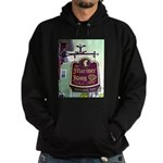 The Mariner King Inn sign Hoodie (dark)