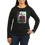 The Mariner King Inn sign Women's Long Sleeve Dark