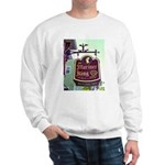 The Mariner King Inn sign Sweatshirt
