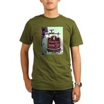 The Mariner King Inn sign Organic Men's T-Shirt (d