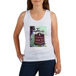 The Mariner King Inn sign Women's Tank Top