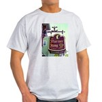 The Mariner King Inn sign Light T-Shirt