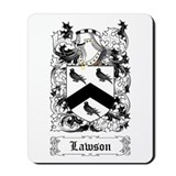 Lawson [English] Mousepad