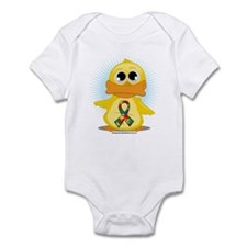 Autism Duck Infant Bodysuit