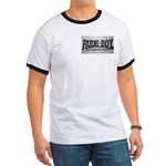Rude-Boy Ska City OiSKINBLU Ringer T