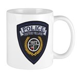 Patton Village Texas Police Mug