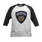 Patton Village Texas Police Kids Baseball Jersey